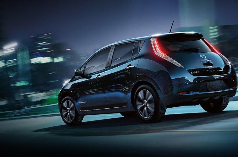 Rekordszámú Nissan EV eladás