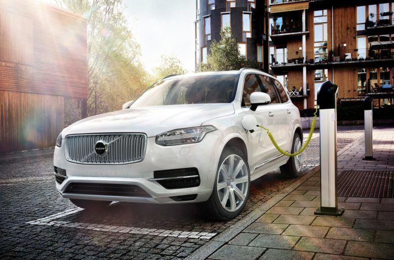 A Volvo egymillió hibridet akar eladni 2025-ig