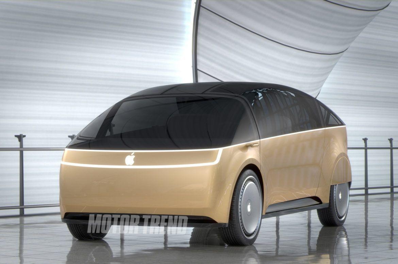 Apple Car koncepció: Siri elvisz téged salátázni