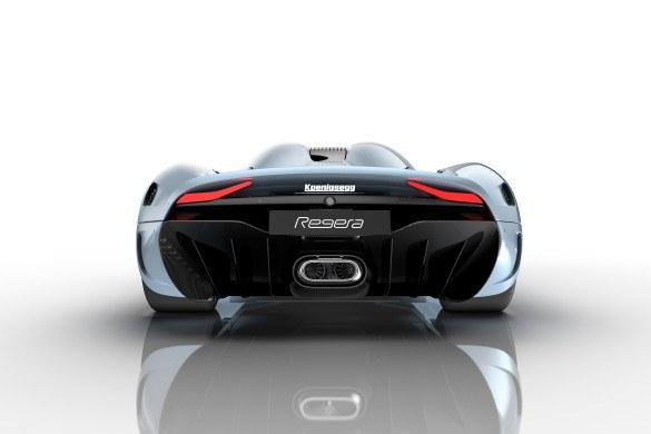Villámtempó a konnektorból: Koenigsegg Regera