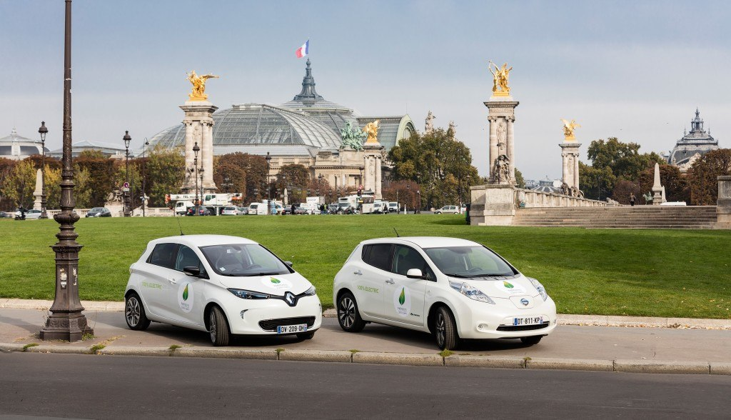 Renault ZOE és Nissan Leaf