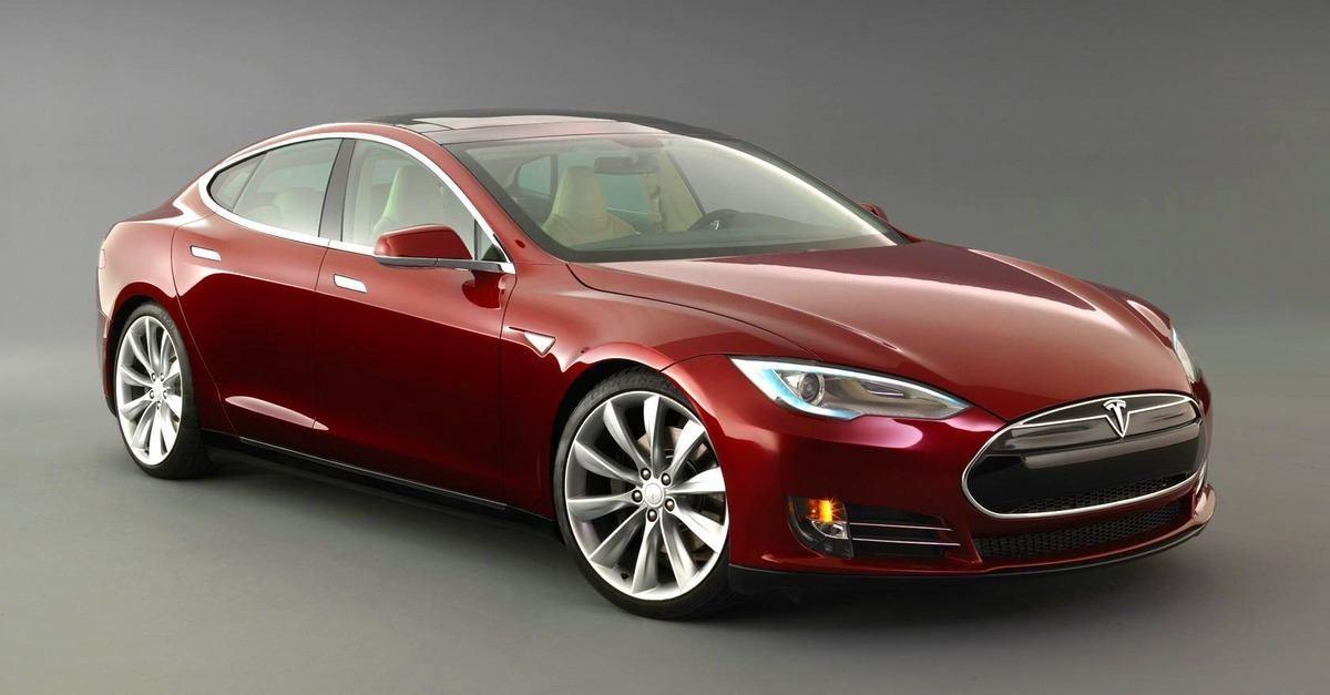A régi Model S