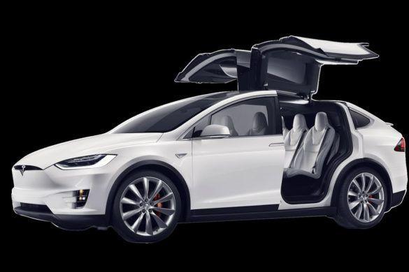 Májusban érkezik a Tesla Model X 75D