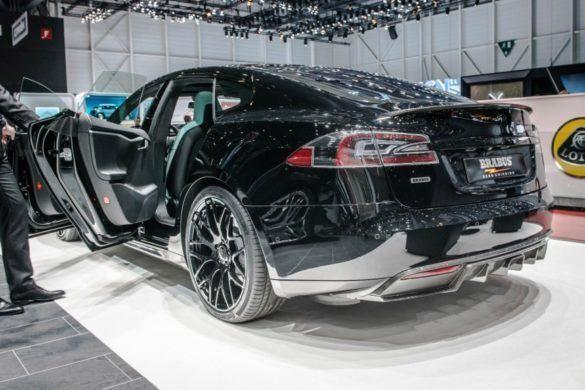 Brabus Tesla Model S – Az őrület határán