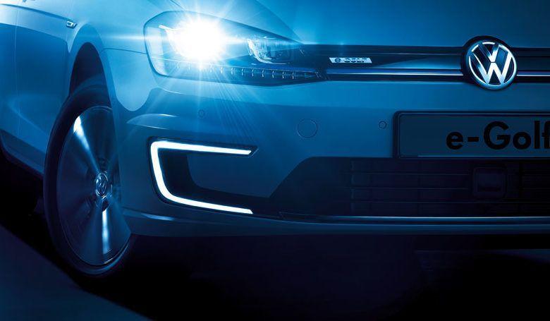 Díjat nyert a Volkswagen e-Golf