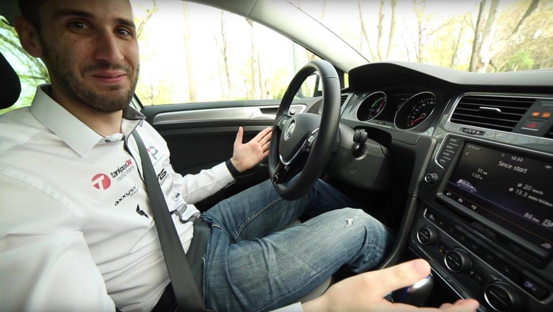 Videó: Ez történik, ha a Kamion Európa-bajnok elektromos autót vezet
