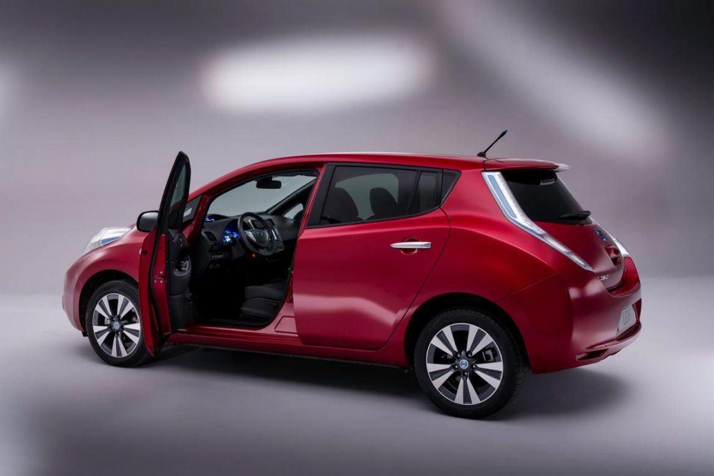 A Nissan Leaf szolgáltatja az áramot egy élő koncertnek