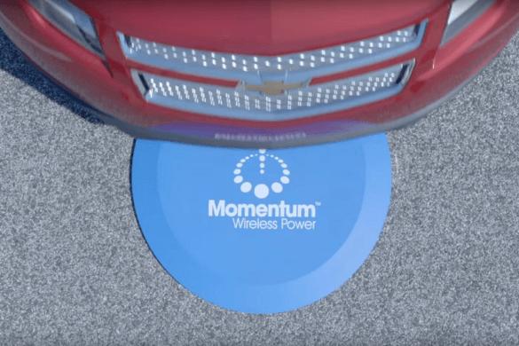 200 kW-os vezeték nélküli töltőt fejleszt a Momentum Dynamics
