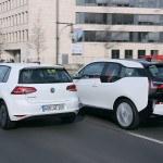 Volkswagen e-Golf és BMW i3