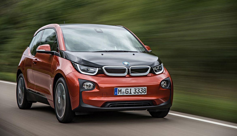 Perelik a BMW-t Kaliforniában az i3 REx miatt