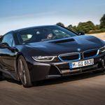 2017 végén érkezik a ráncfelvarrott BMW i8