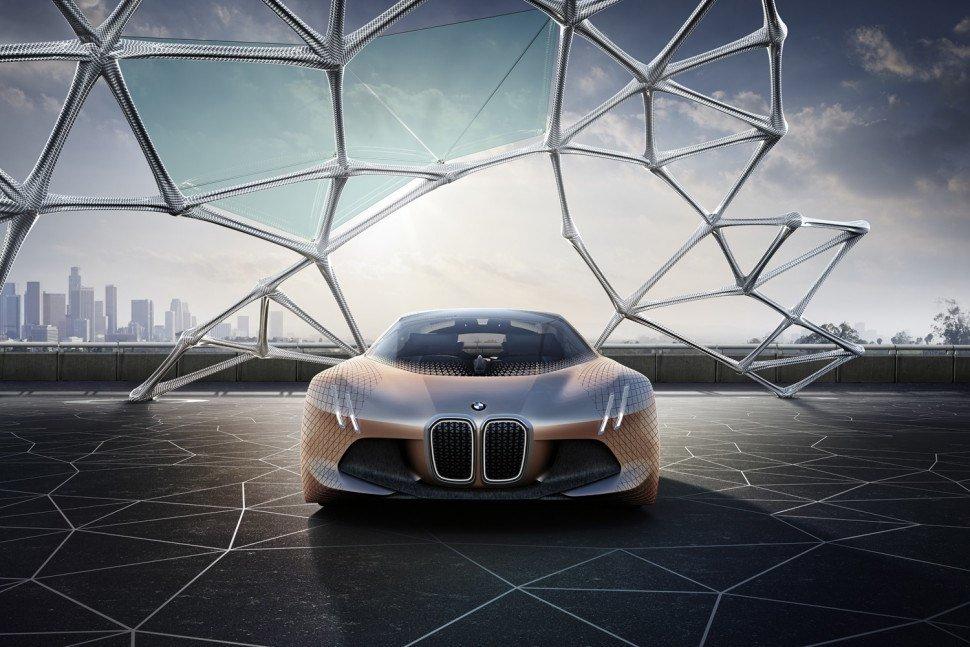 2021-ben érkezik a BMW új elektromos zászlóshajója