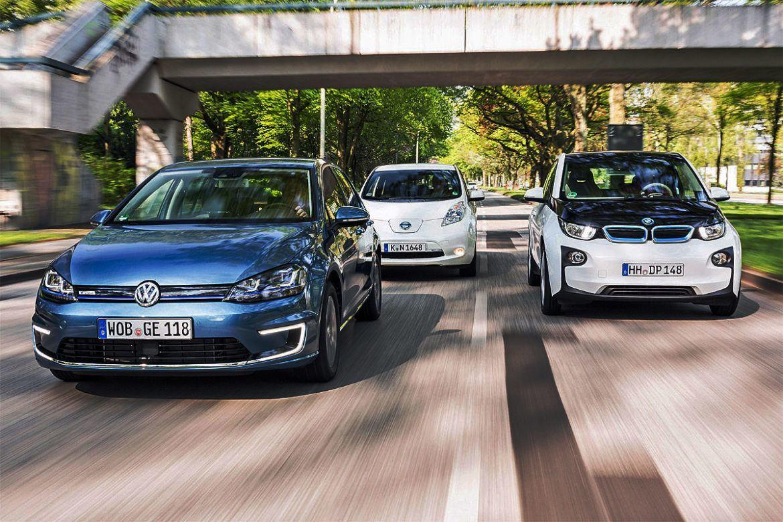 Egymillió hibrid és elektromos autó Németországban 2020-ig