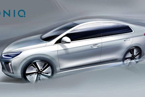 Jönnek a Hyundai elektromos autói