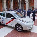 A világ legnagyobb elektromos taxiflottája érkezik Madridba