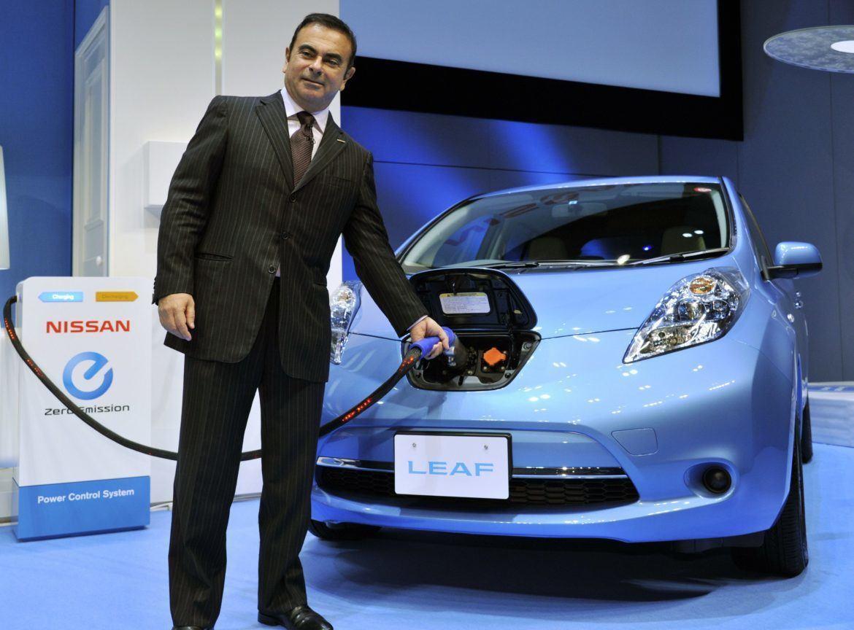A Nissan emeli a tétet a németeknél
