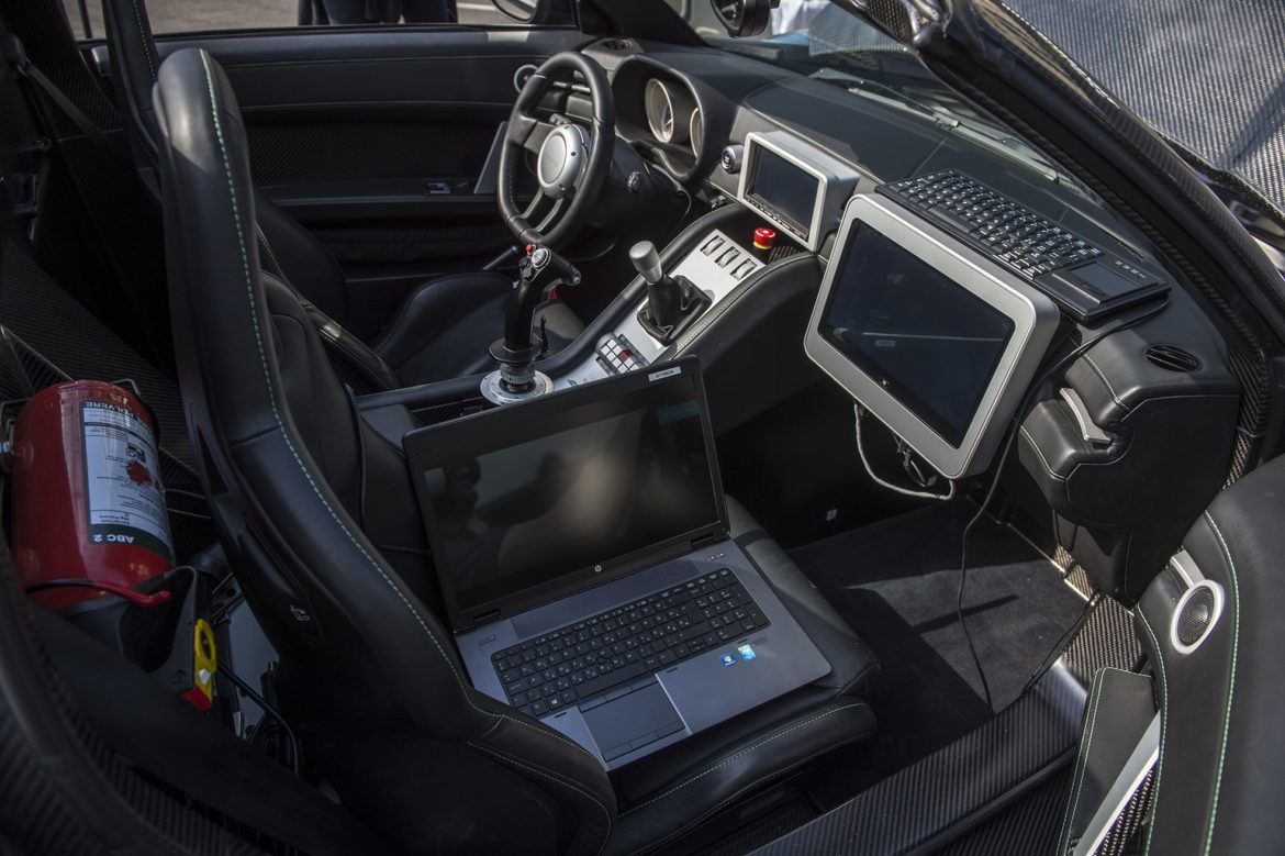 Magyarország tesztpályát épít az önvezető autóknak