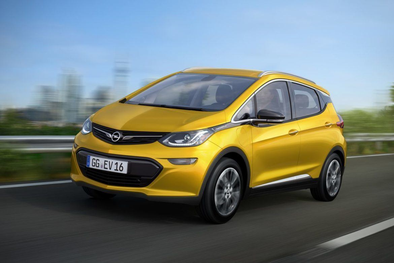 Jövőre itt az Opel Ampera-e