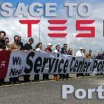 Portugál Tesla tulajdonosok lobbiznak a szervizért