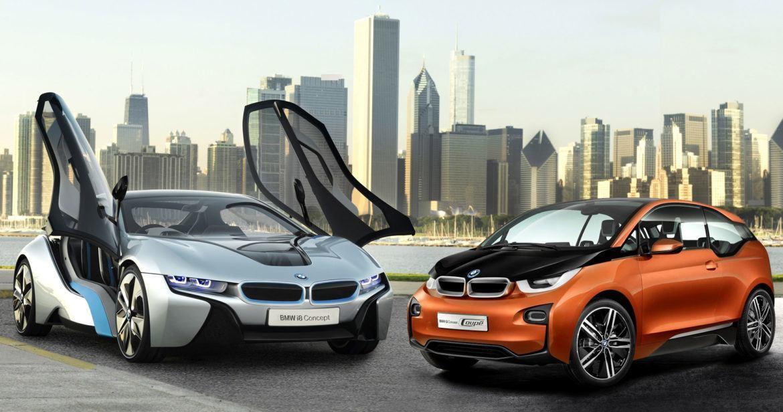 A BMW i márka többé nem az elektromos autókra koncentrál