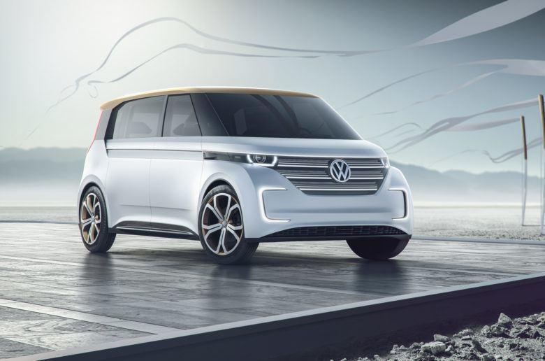 A Volkswagen BUDD-e nyerte a legjobb beltér díjat