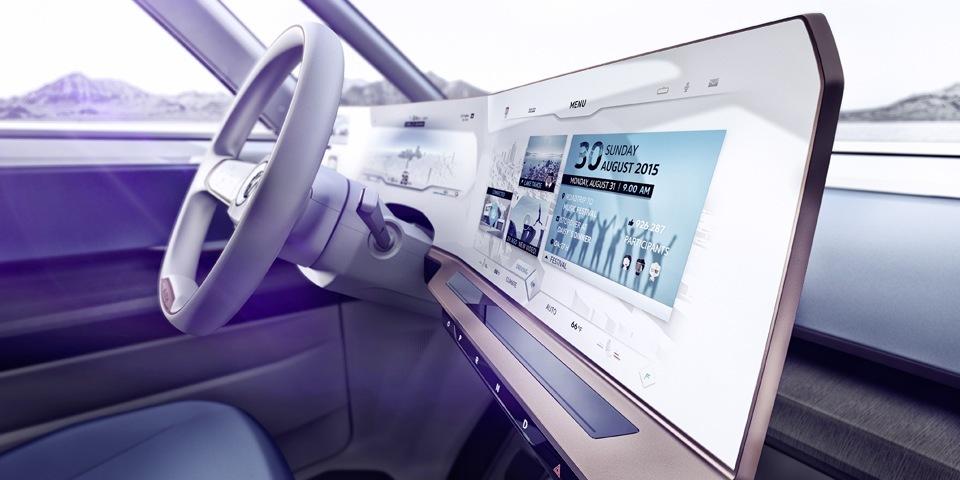 Volkswagen Showcar CES 2016