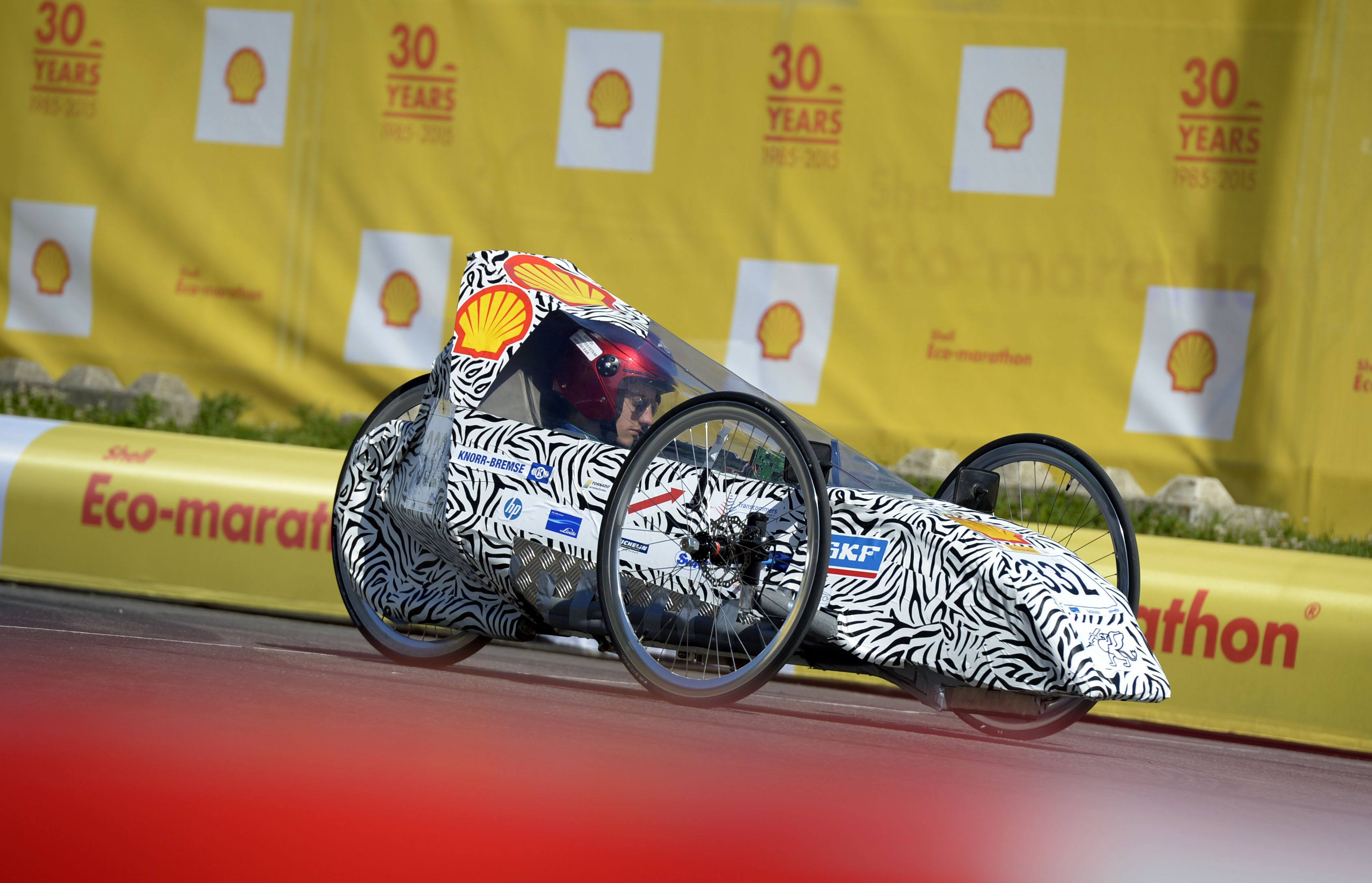 Shell Eco-marathon Europe 2015 Final Day