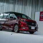 A Nissan is előállt önvezető rendszerével