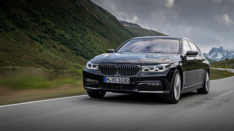 BMW 7 Series iPerformance Hybrid