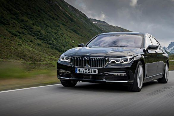BMW 7 Series iPerformance Hybrid