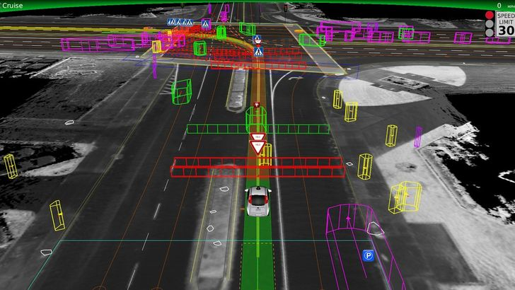 Google-car-screen