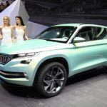 Hibridekkel és elektromos SUV-val újít a Škoda