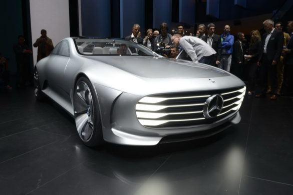 Az új Mercedes a Model S levesébe köpne