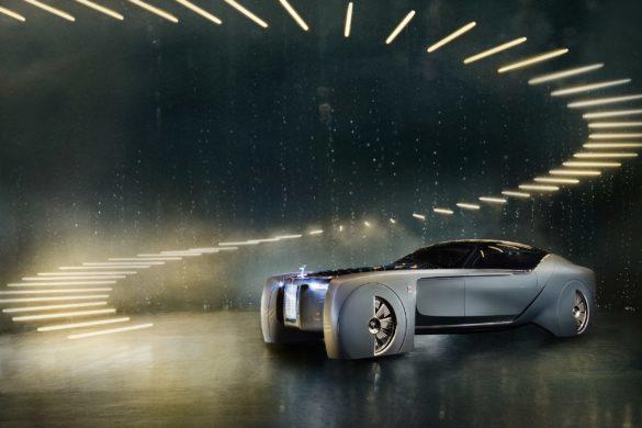 Elektromos Rolls-Royce koncepció