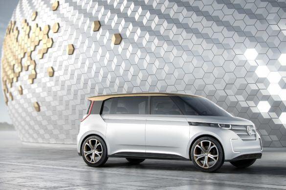 A Volkswagen és az LG közösen fejleszti a jövő autóját