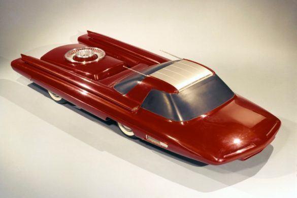 Ford Nucleon: az atommeghajtású autó