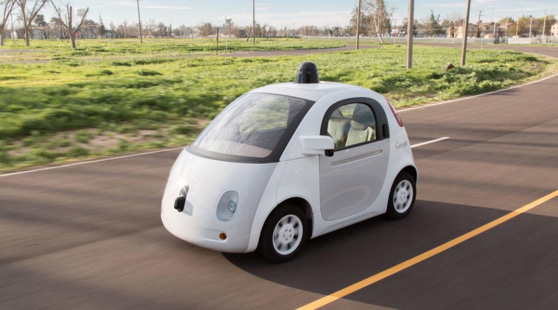 A Google önvezető autói a biciklisekre is figyelnek