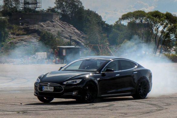 Megcsúszott a Tesla a második negyedévben
