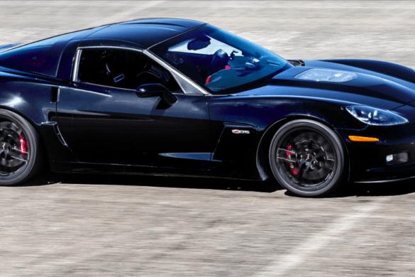 Sebességi rekordot döntött az elektromos Corvette