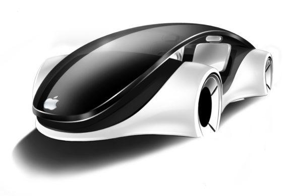Innovációs technológiával tervezi autóját az Apple