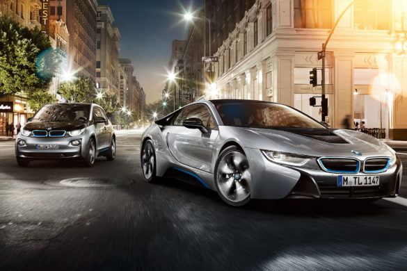 Teljesen elektromosak lesznek a BMW i modellek