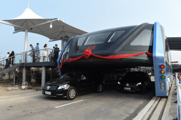 Ilyen lehet a jövő busza