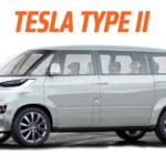 A Tesla kisbuszát a Model X alvázára építik