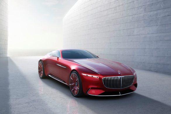 Hihetetlen töltési idő, mérhetetlen luxus jellemzi a Mercedes legújabb tanulmányát
