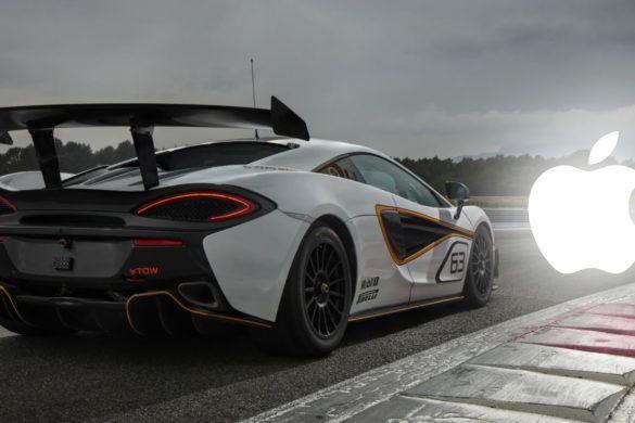Az Apple felvásárolja a McLarent?