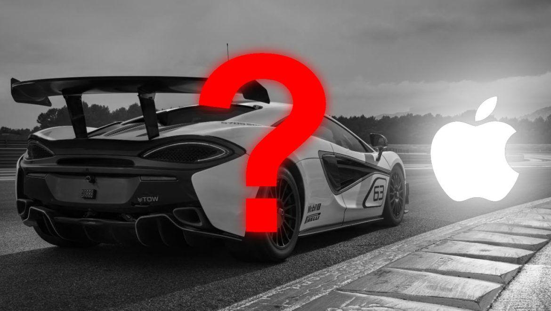 Máris vége az Apple - McLaren sztorinak?