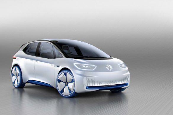 Váratlan leleplezés a Volkswagentől - itt az I.D. tanulmányautó