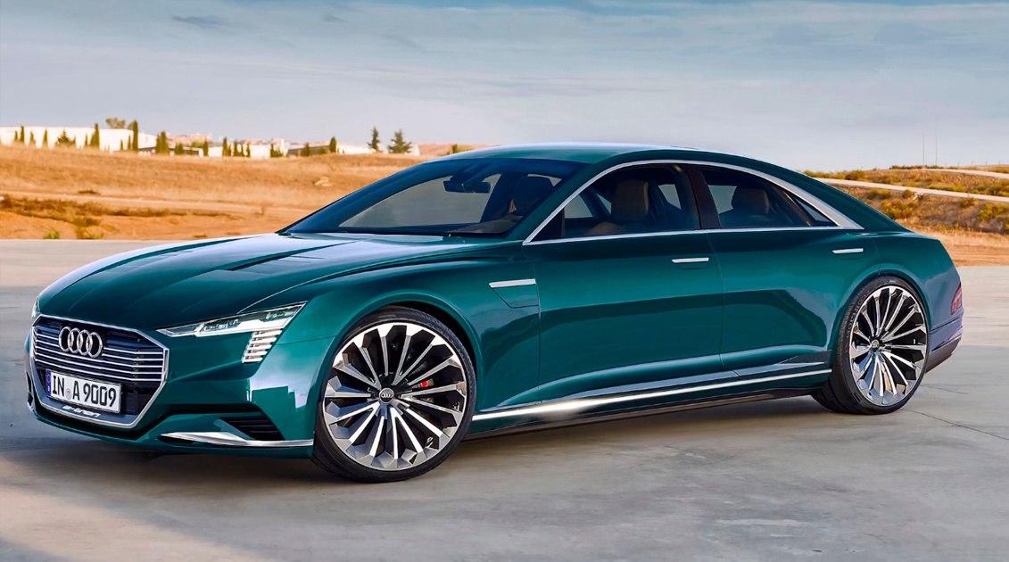 Megerősítette az Audi a saját Model S konkurensét