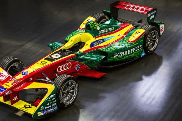 Az Audi történelmet írna az elektromos autóversenyzésben is