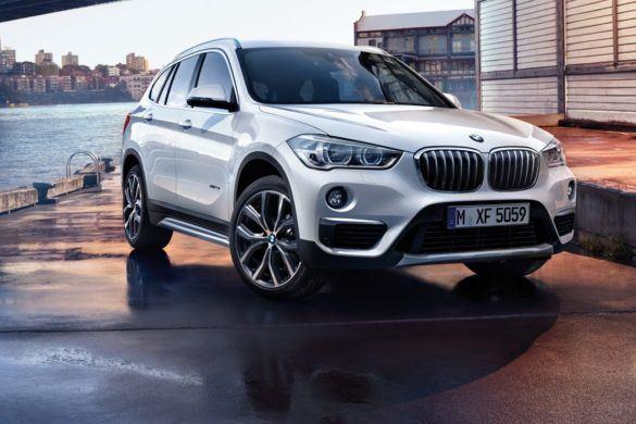 A BMW bemutatta a plug-in hibrid X1-et
